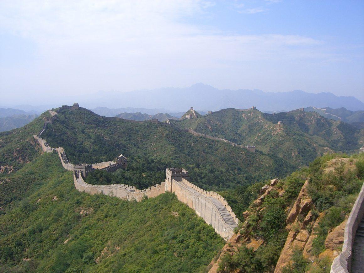 Great Wall of China - Pixabay image