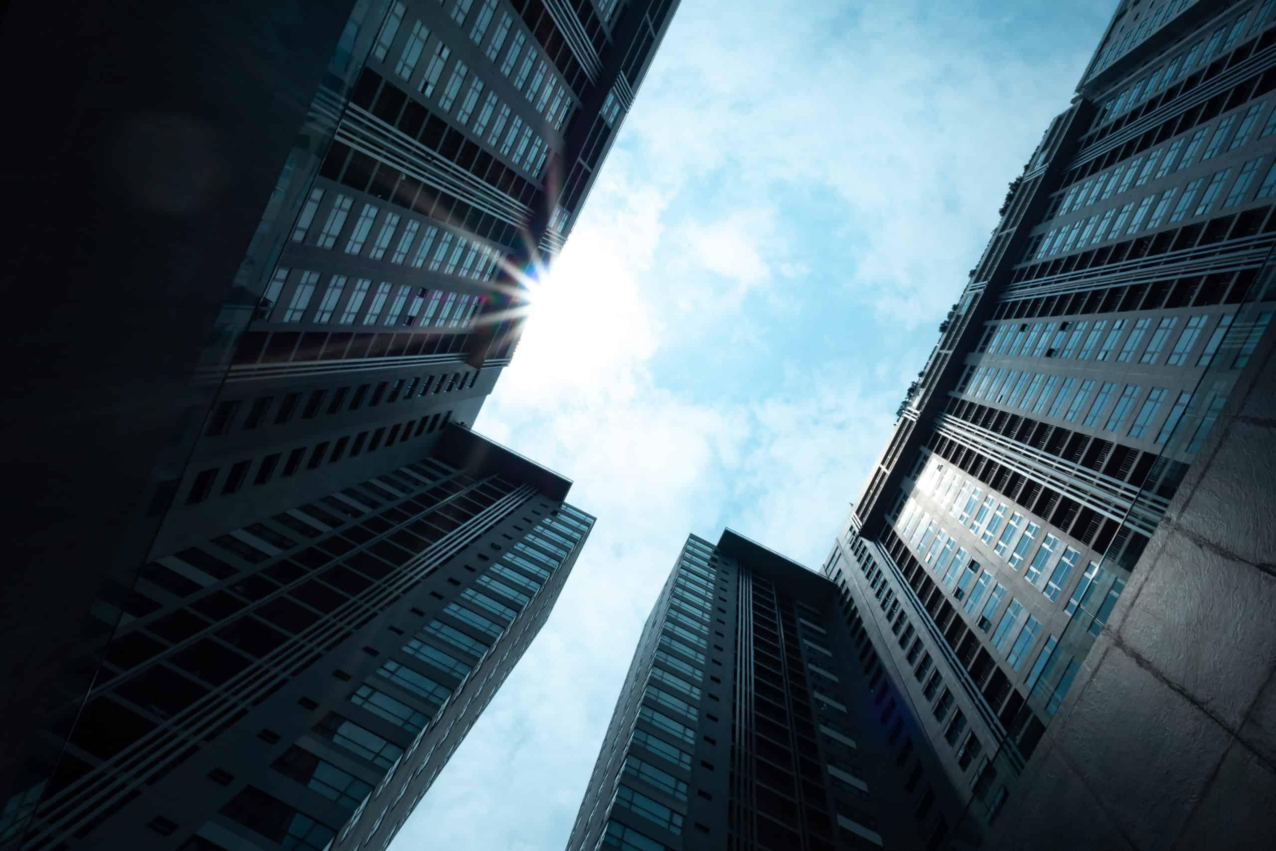 hong kong modern skyscraper building scaled