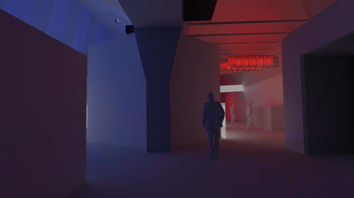 lighting design by Niko Edwards