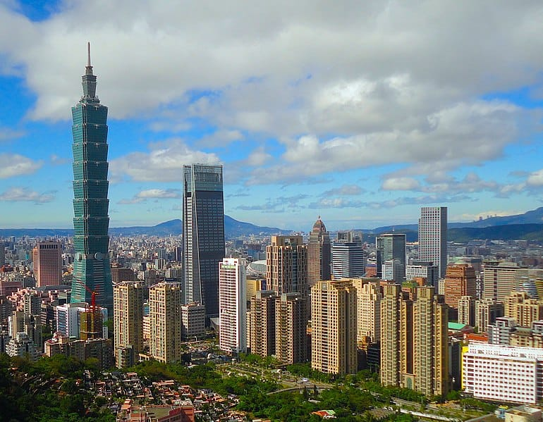 Taipei skyline | Taiwan set to rollout new AML regulation for crypto exchanges