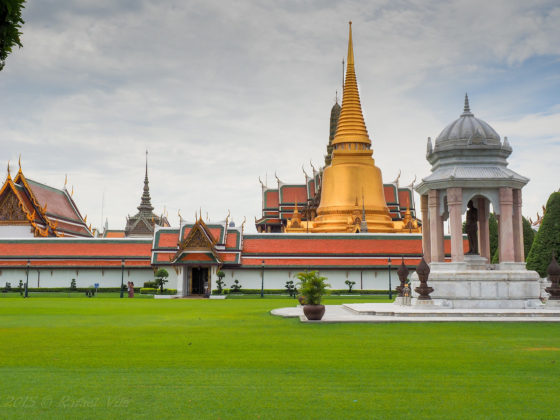 Bangkok, Grand Palace   R3 Corda looks to digitize Thailand with its permissioned blockchain