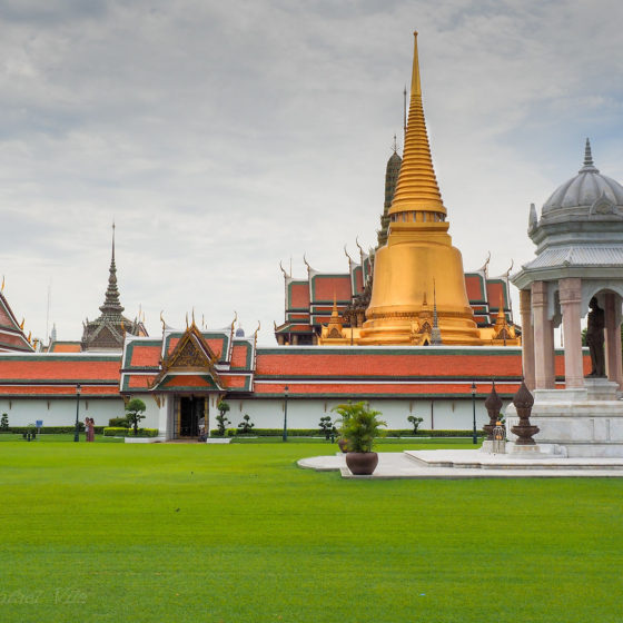 Bangkok, Grand Palace | R3 Corda looks to digitize Thailand with its permissioned blockchain