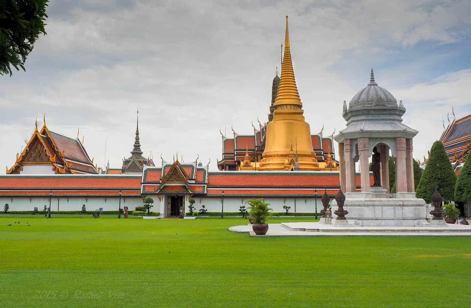 Bangkok Grand Palace Rafael Vila CC BY NC ND 2.0 Flickr