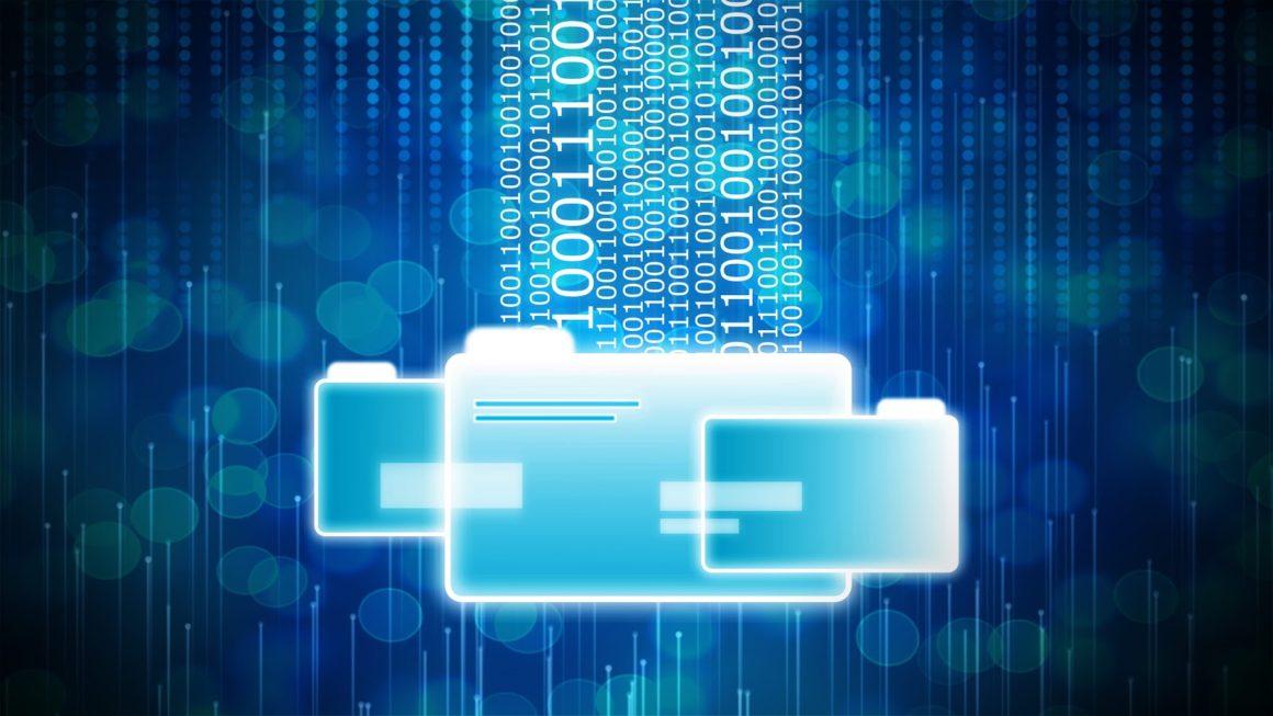 Data Folder - Digital Data - Big Data - Cloud Computing