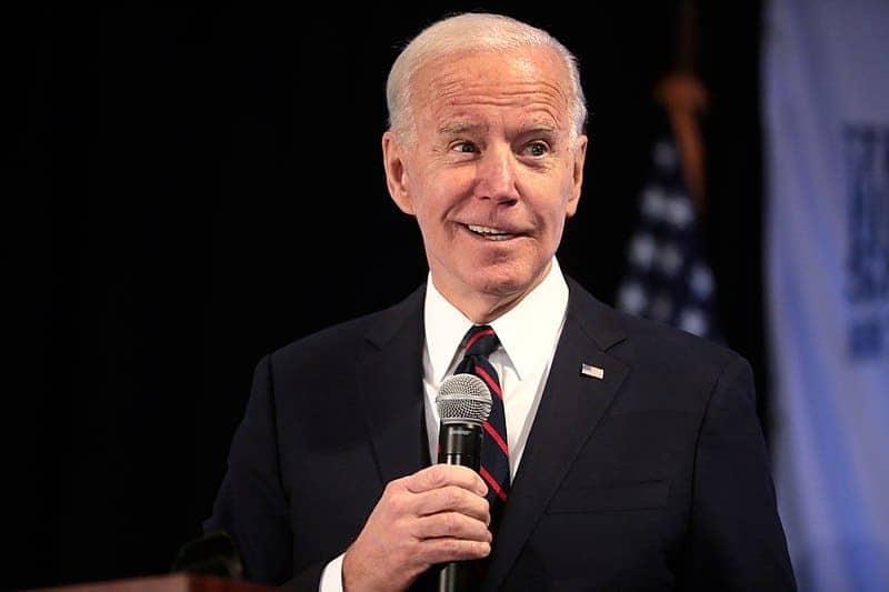 Joe Biden CC BY 2.0