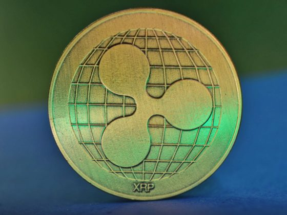 Image of a Ripple coin