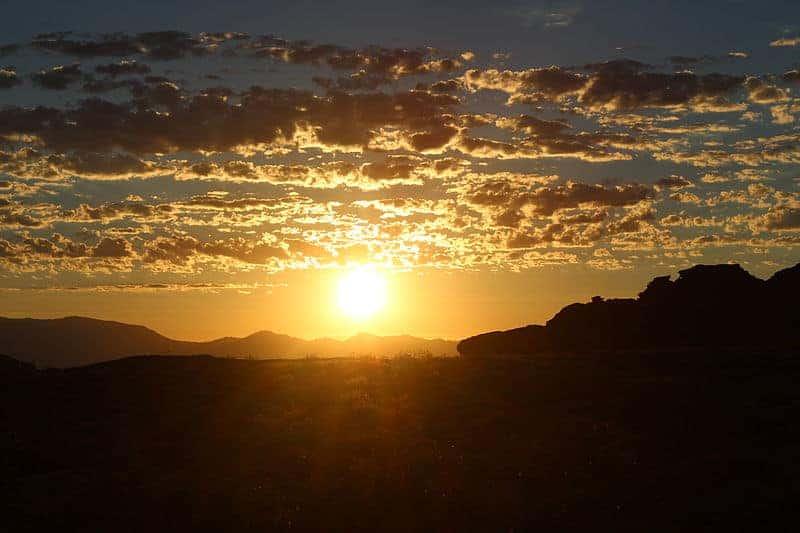 Sunrise in the valley   Solana prices surge amid market crash