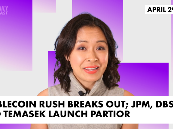 Stablecoin rush breaks out; JPM, DBS and Temasek launch Partior | The Daily Forkast