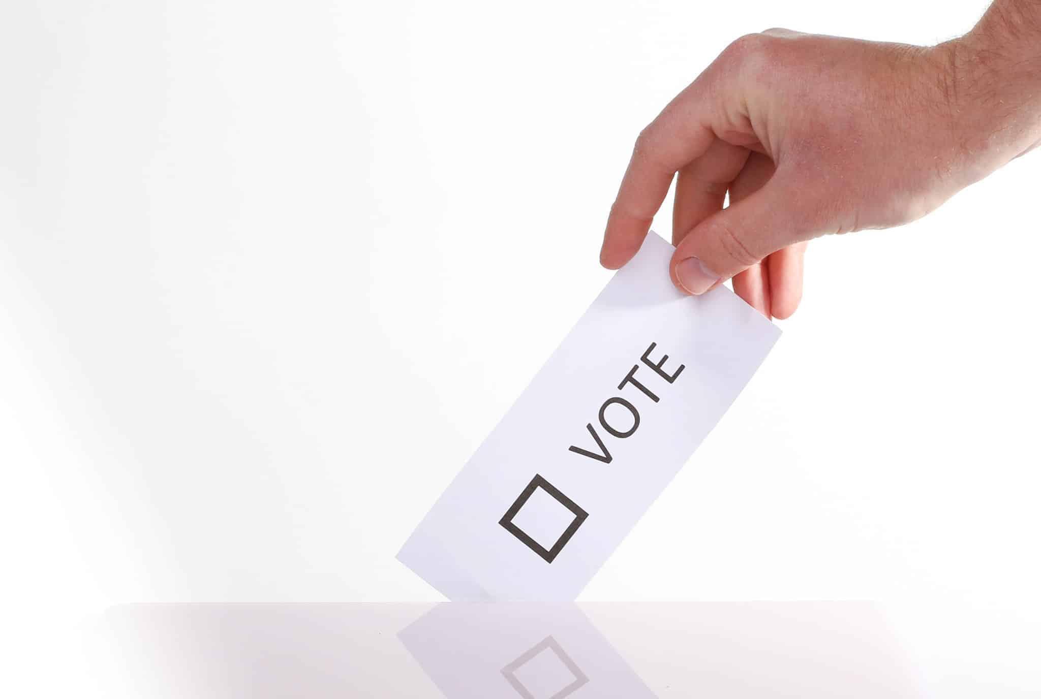 Voting Marco Verch CC BY 2.0