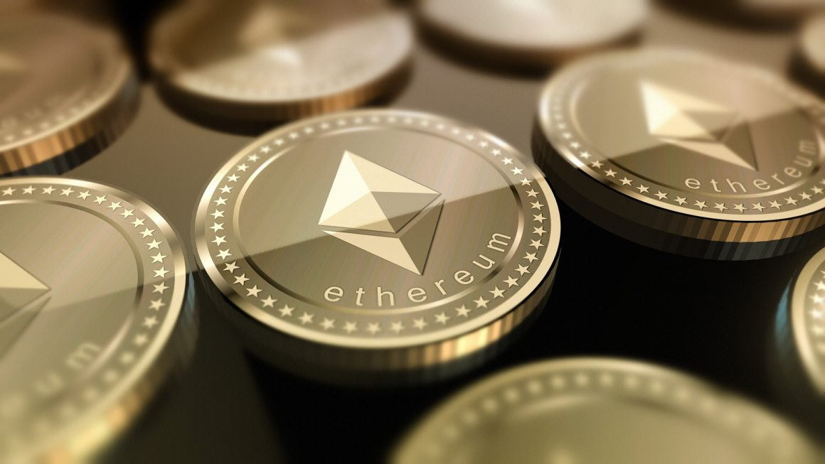 Image of Ethereum coin. ETH all time high past US,500 as Berlin hard fork goes live