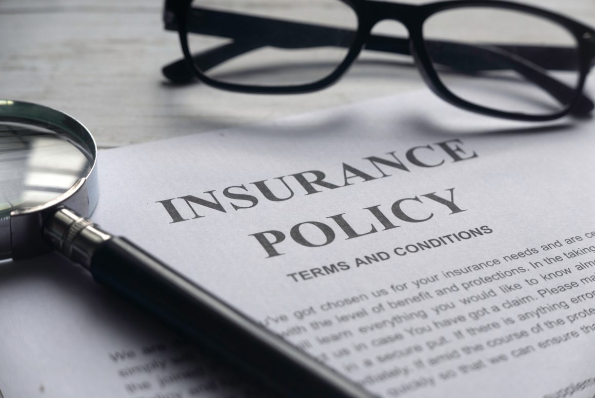 Insurance policy DeFi