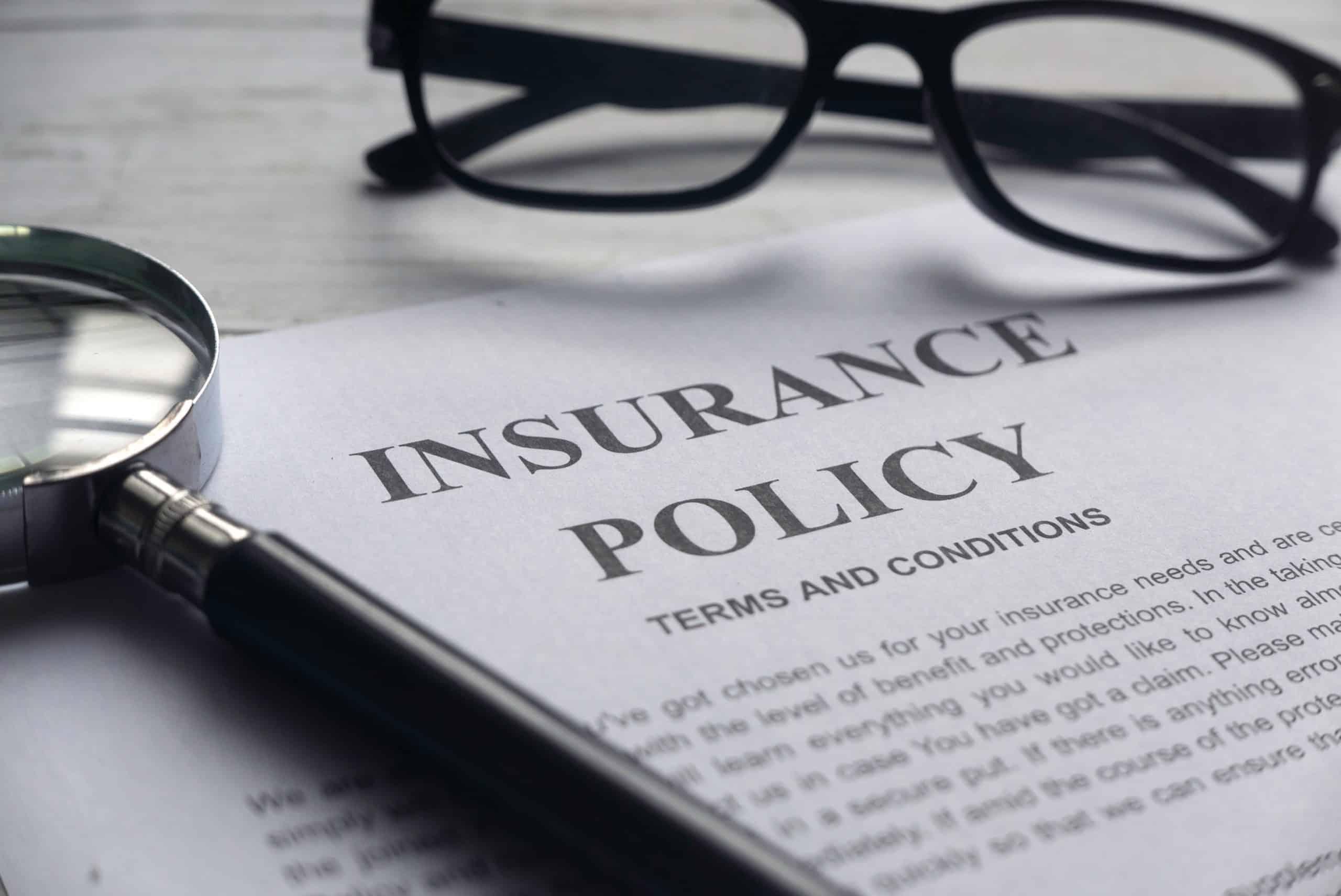 insurance policy UMZDCHA scaled