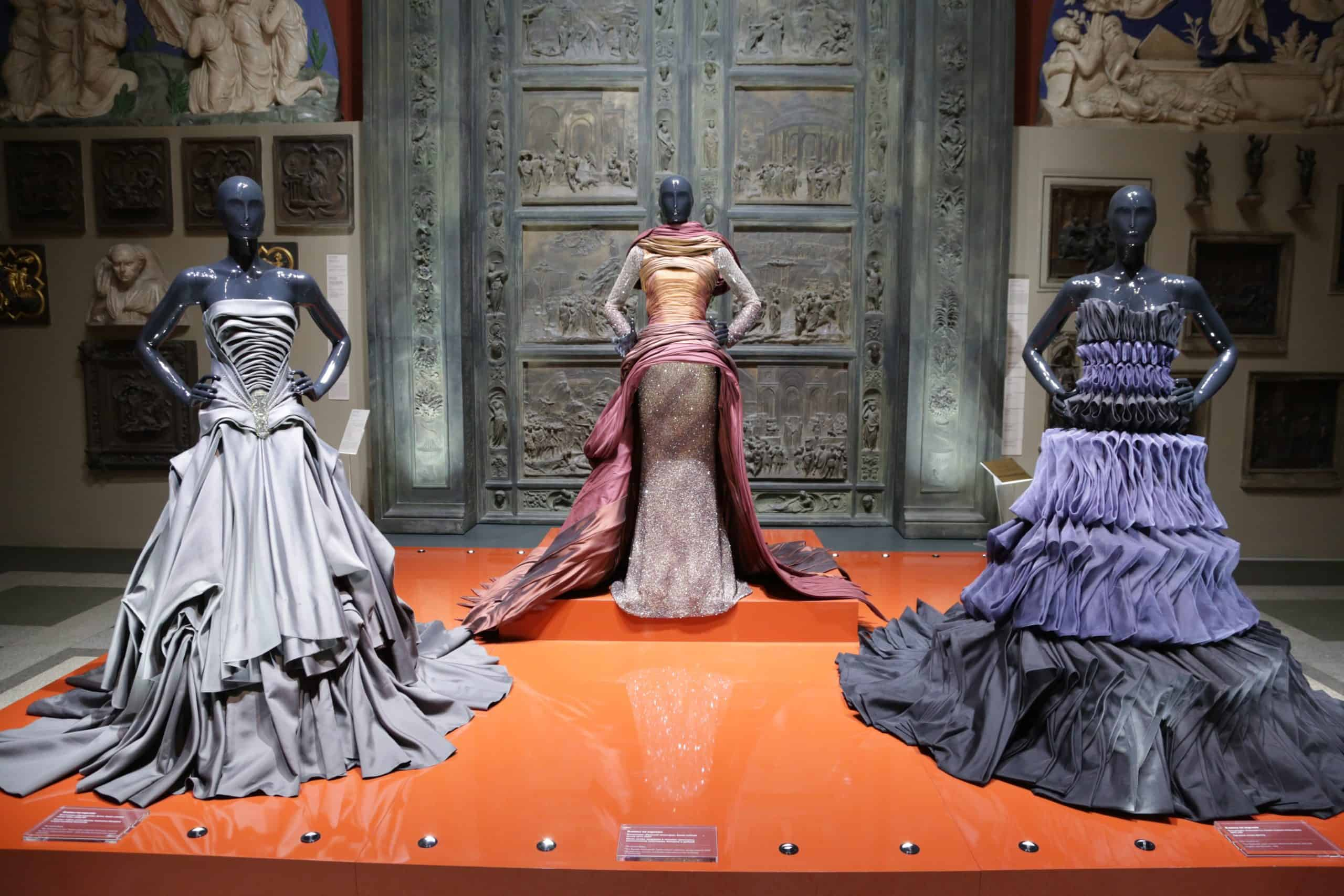 theatre mannequin museum art exhibition of fashion dress scaled