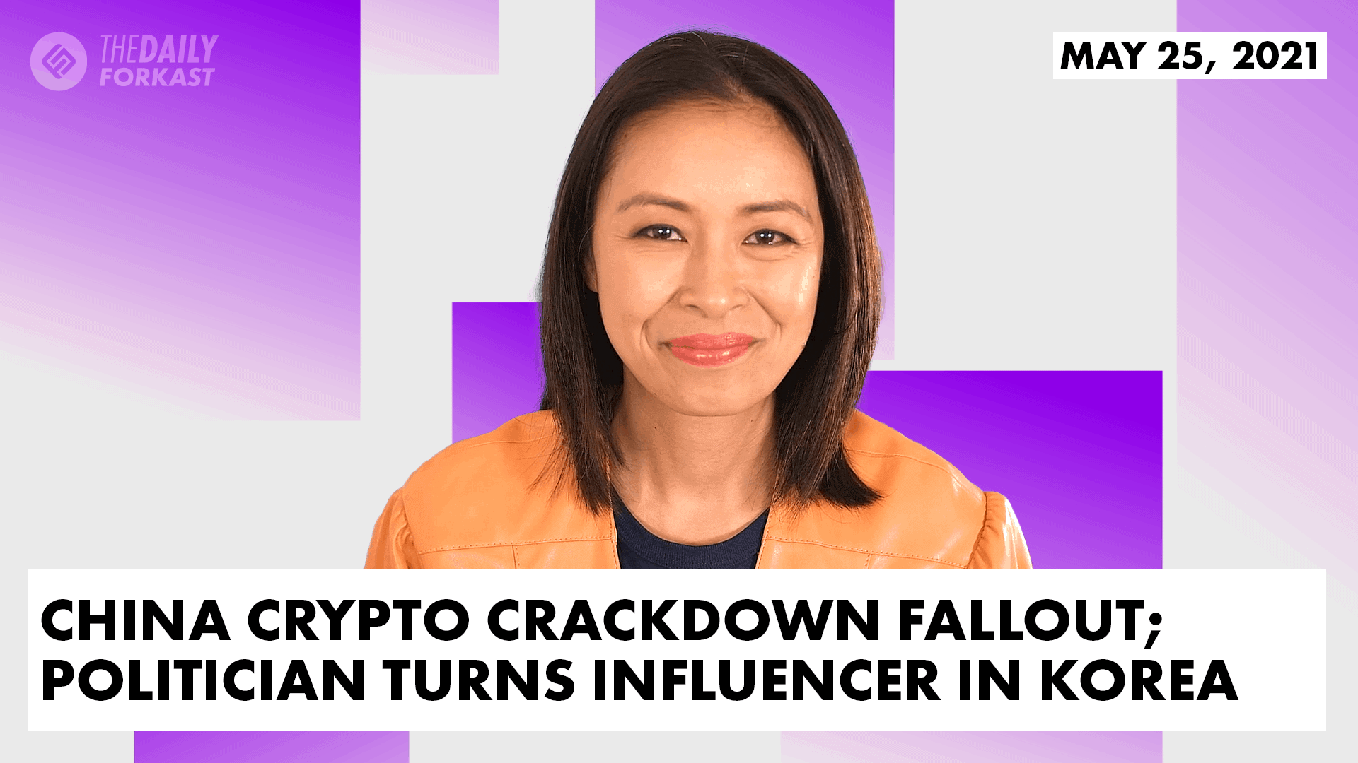 China crypto crackdown fallout Politician turns influencer in Korea