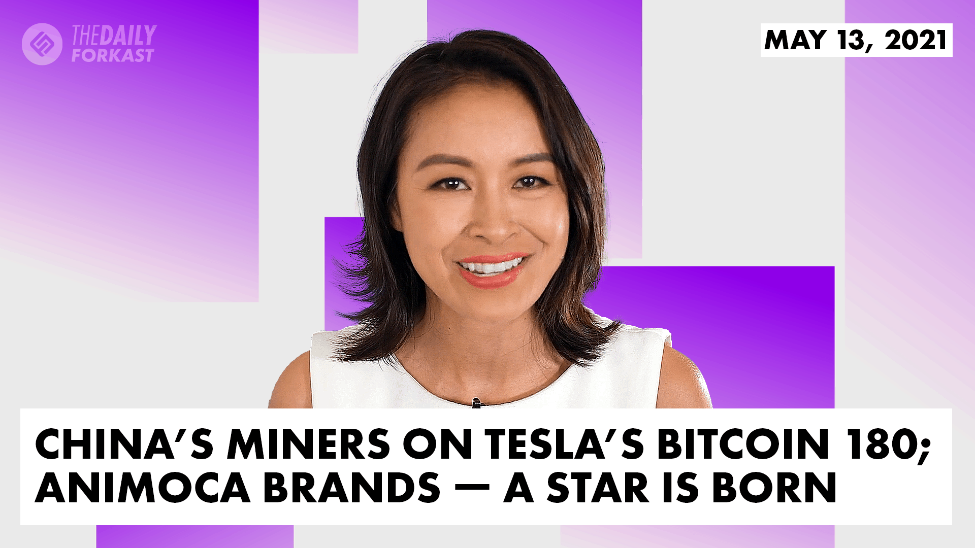 Chinas miners on Teslas Bitcoin 180 Animoca Brands a star is born The Daily Forkast