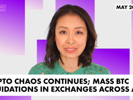 Crypto chaos continues; mass BTC liquidations in exchanges across Asia   The Daily Forkast