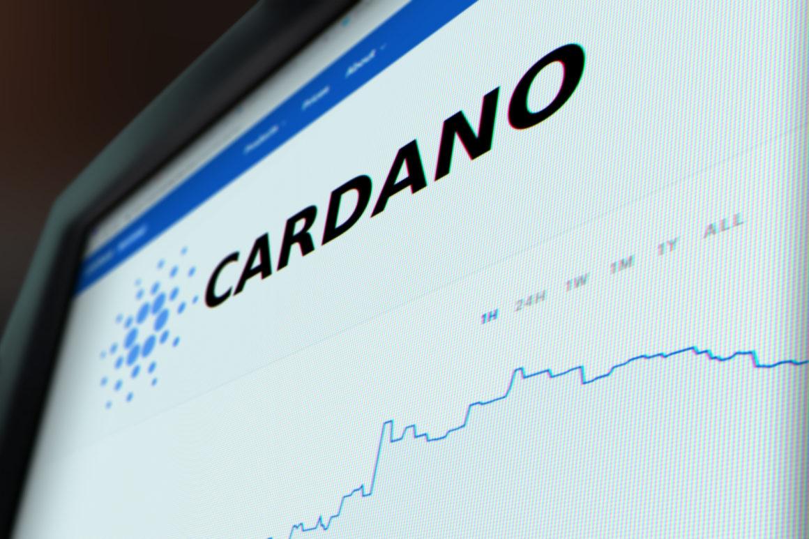 Cardano Price Graph