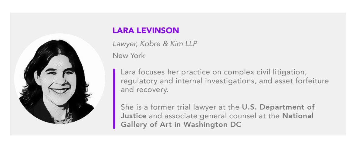 Lara Levinson Kobre Kim LLP