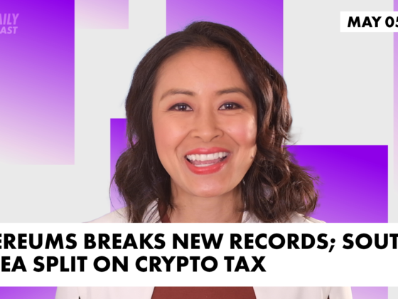 Ethereum record all time high cryptocurrency tax South Korea