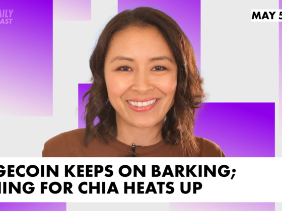 Dogecoin, Chia, Bybit, cryptocurrency, cloud mining, the daily forkast