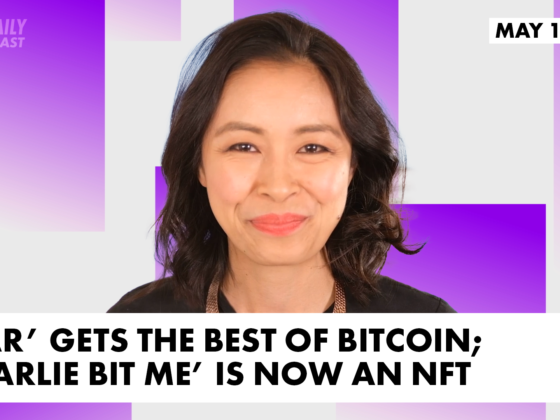 'Fear' gets the best of Bitcoin; 'Charlie Bit Me' is now an NFT | The Daily Forkast