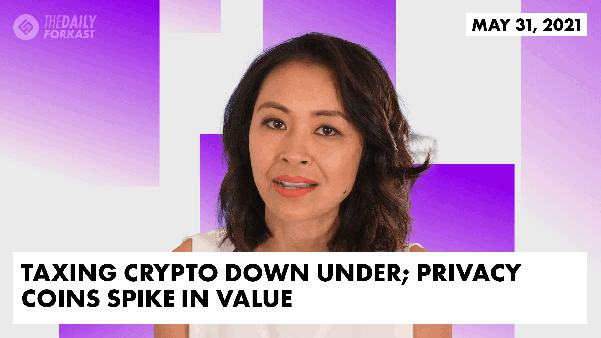 Taxing crypto down under Privacy coins spike in value