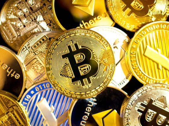 Bitcoin and other cryptocurrency coins