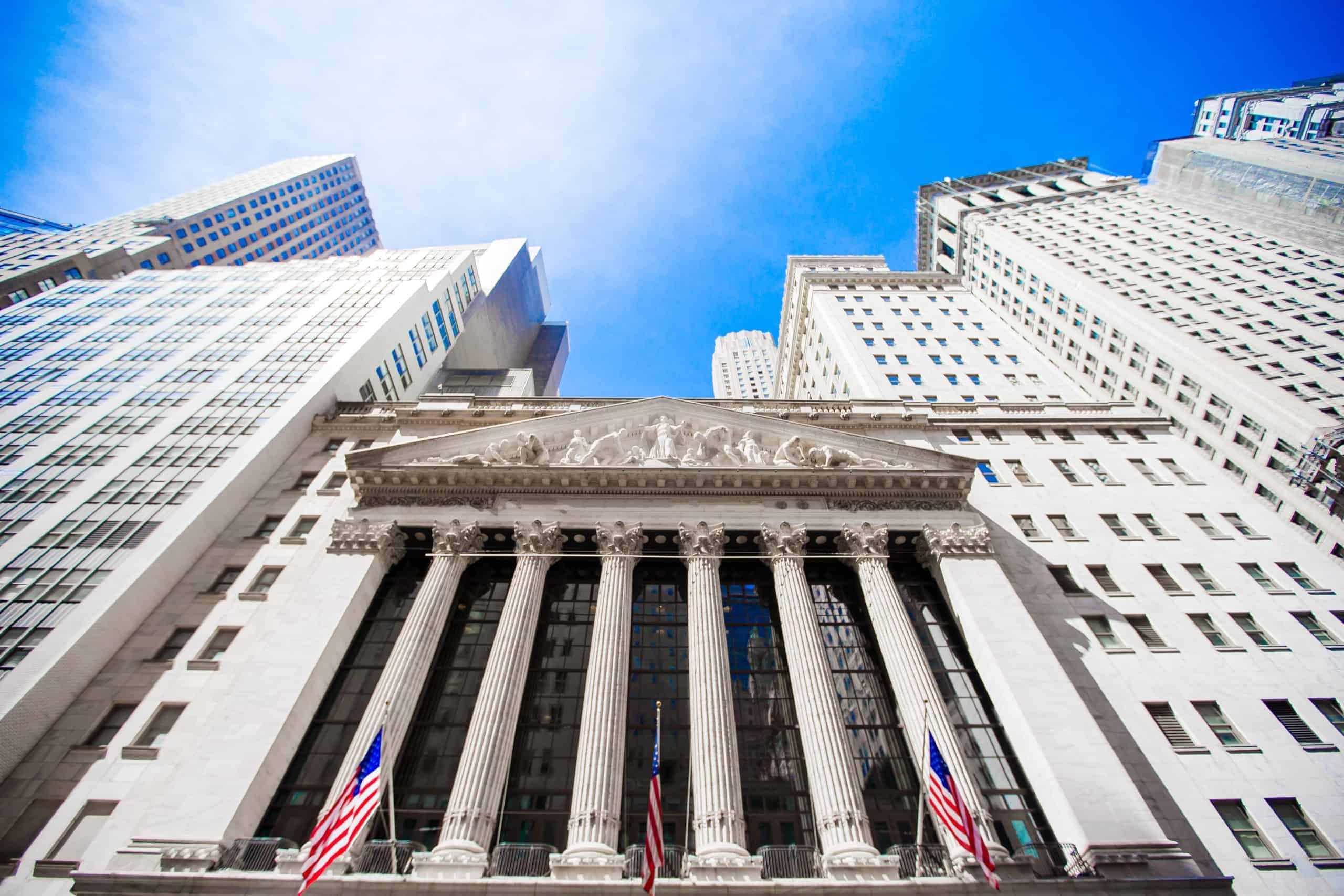 new york stock exchange in manhattan finance distr LKSLMNJ scaled