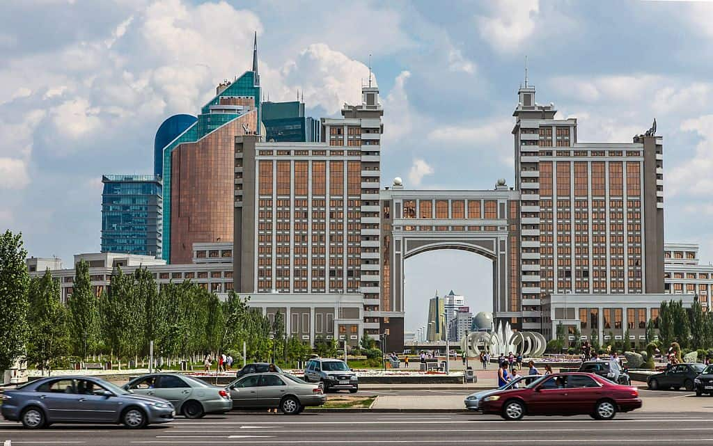 FF Kazakhstan