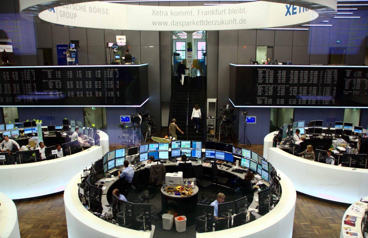 Frankfurt Borse Xetra 1