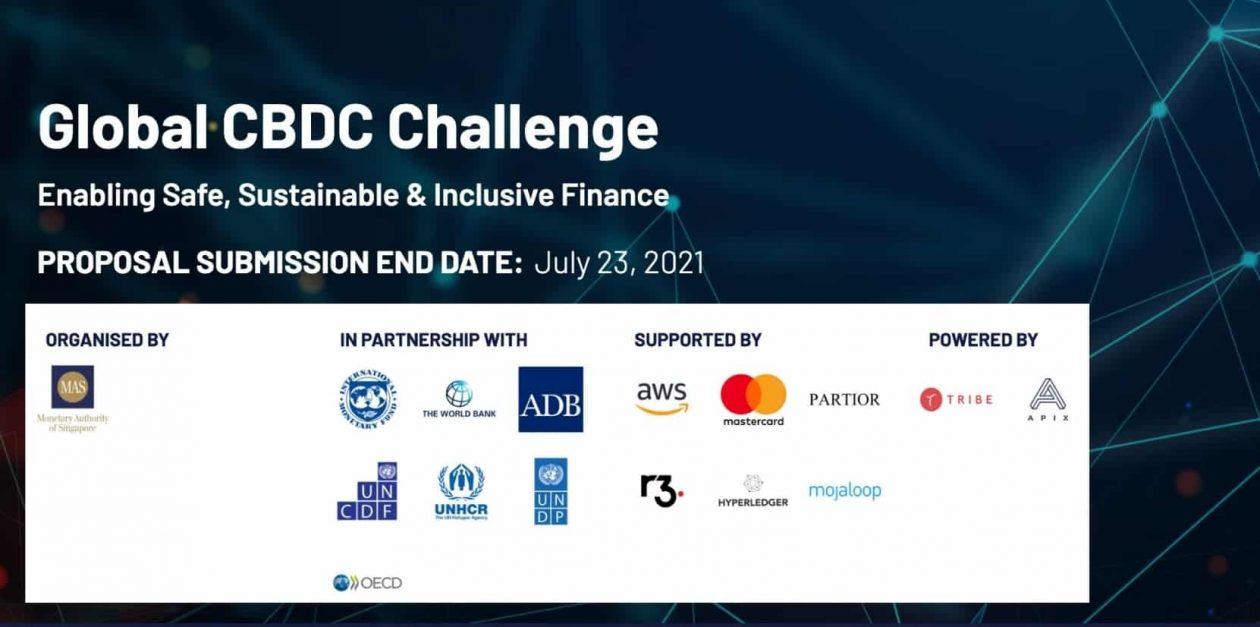 MAS Global CBDC Challenge