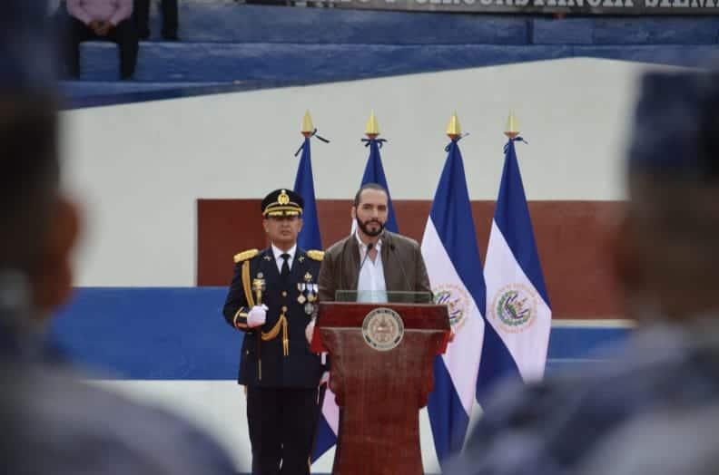 El presidente de El Salvador, Nayib Bukele, quiere que Bitcoin se convierta en moneda de curso legal en la nación centroamericana.  Imagen: PresidenciaSV, CC BY-SA 4.0, vía Wikimedia