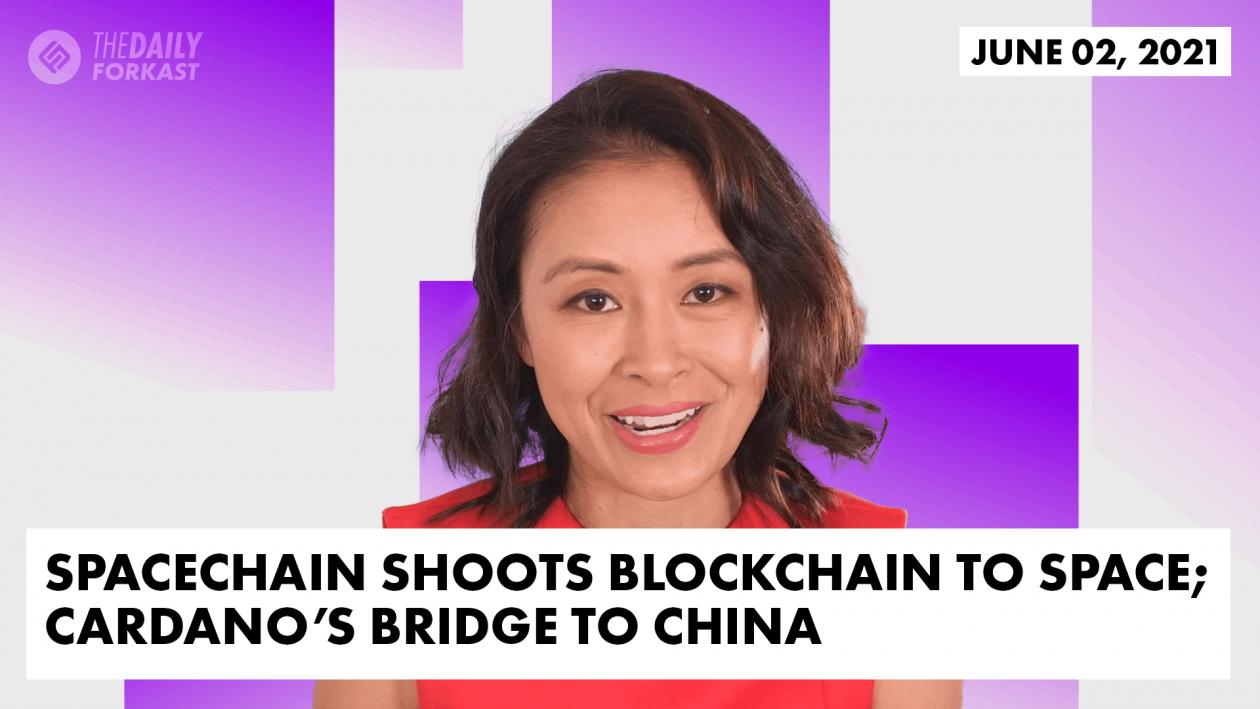 SpaceChain shoots blockchain to space Cardanos bridge to China