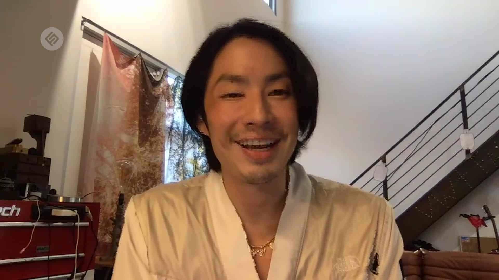 Taiwan star Van Ness Wu praises NFTs, prepares for charity selfie sale