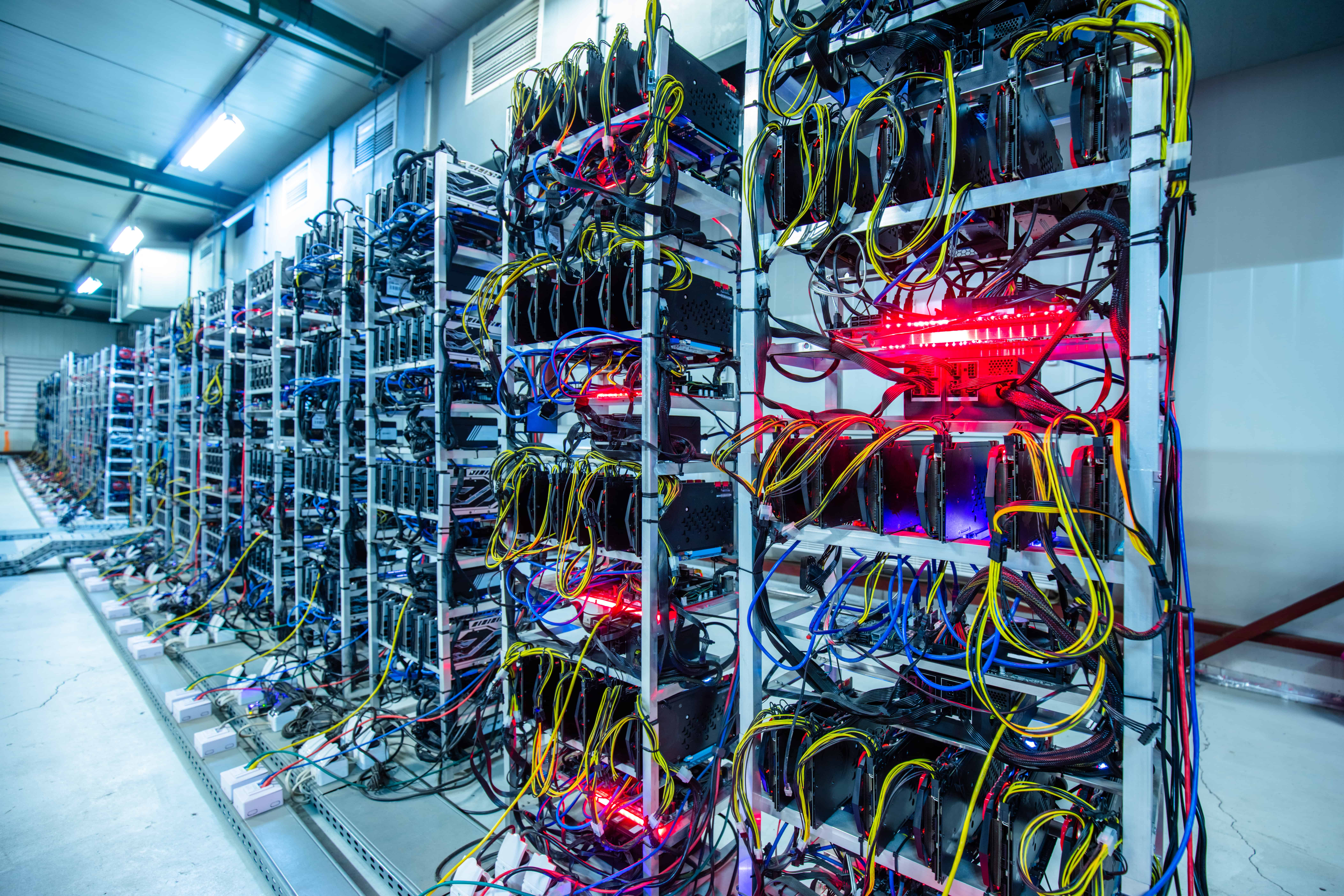bitcoin cluster
