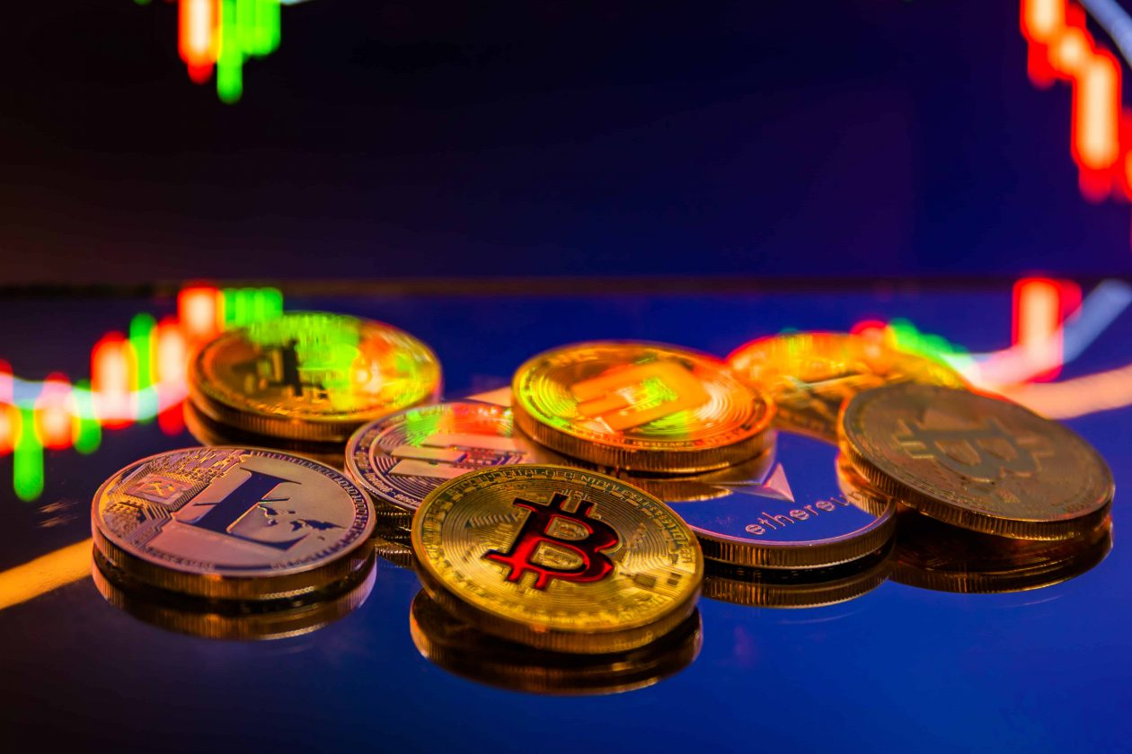 bitcoin coins with global trading exchange market 69H8XTG