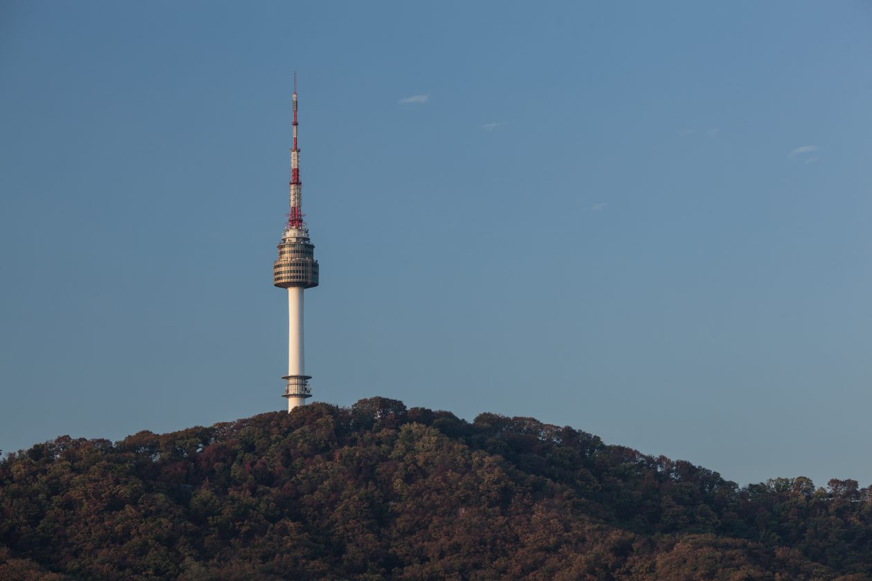 N Seoul Tower, South Korea   Crypto 'Michelin Guide' releases token evaluation report in South Korea