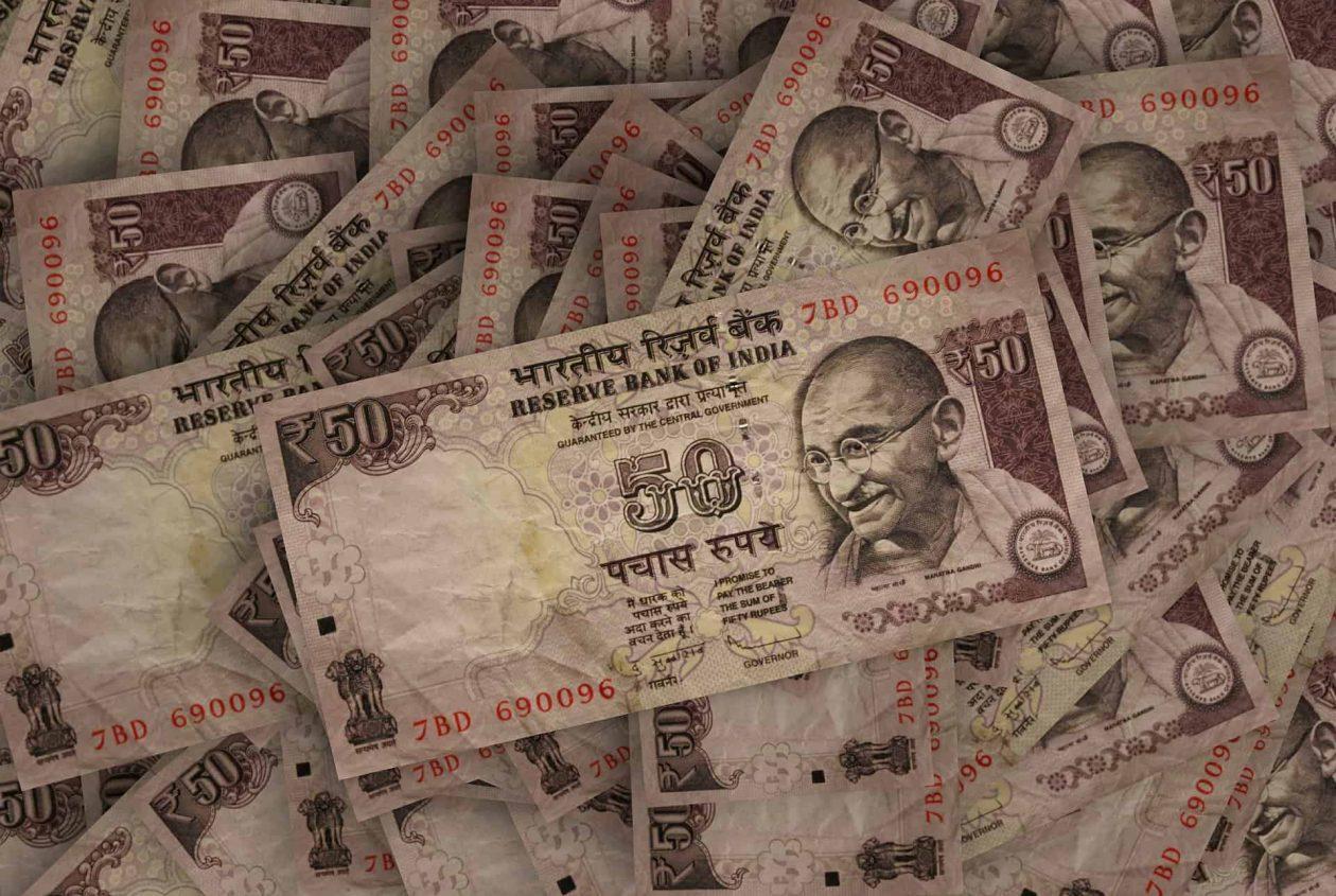 rupees india