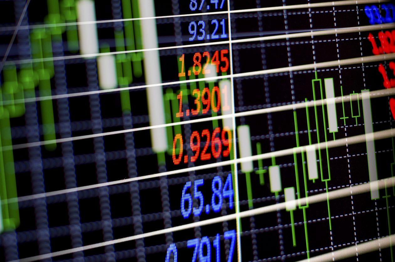stock exchange or bourse KU2M3K7