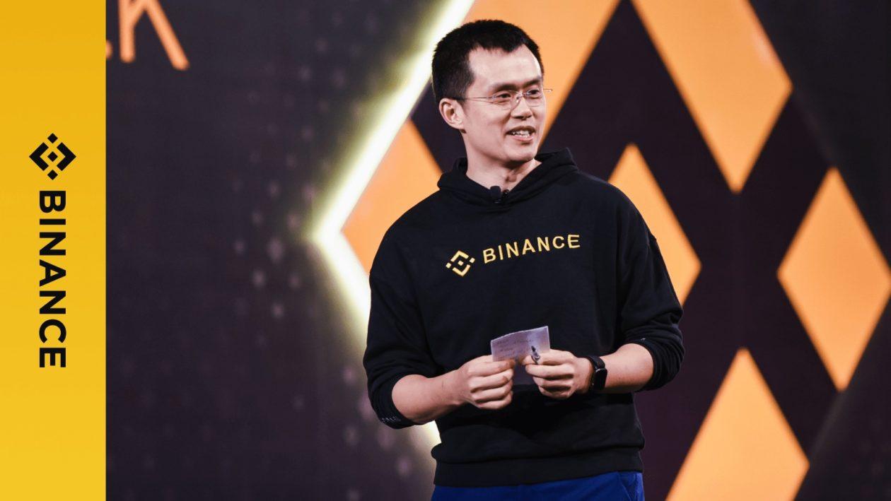 Changpeng CZ Zhao, CEO of crypto exchange Binance