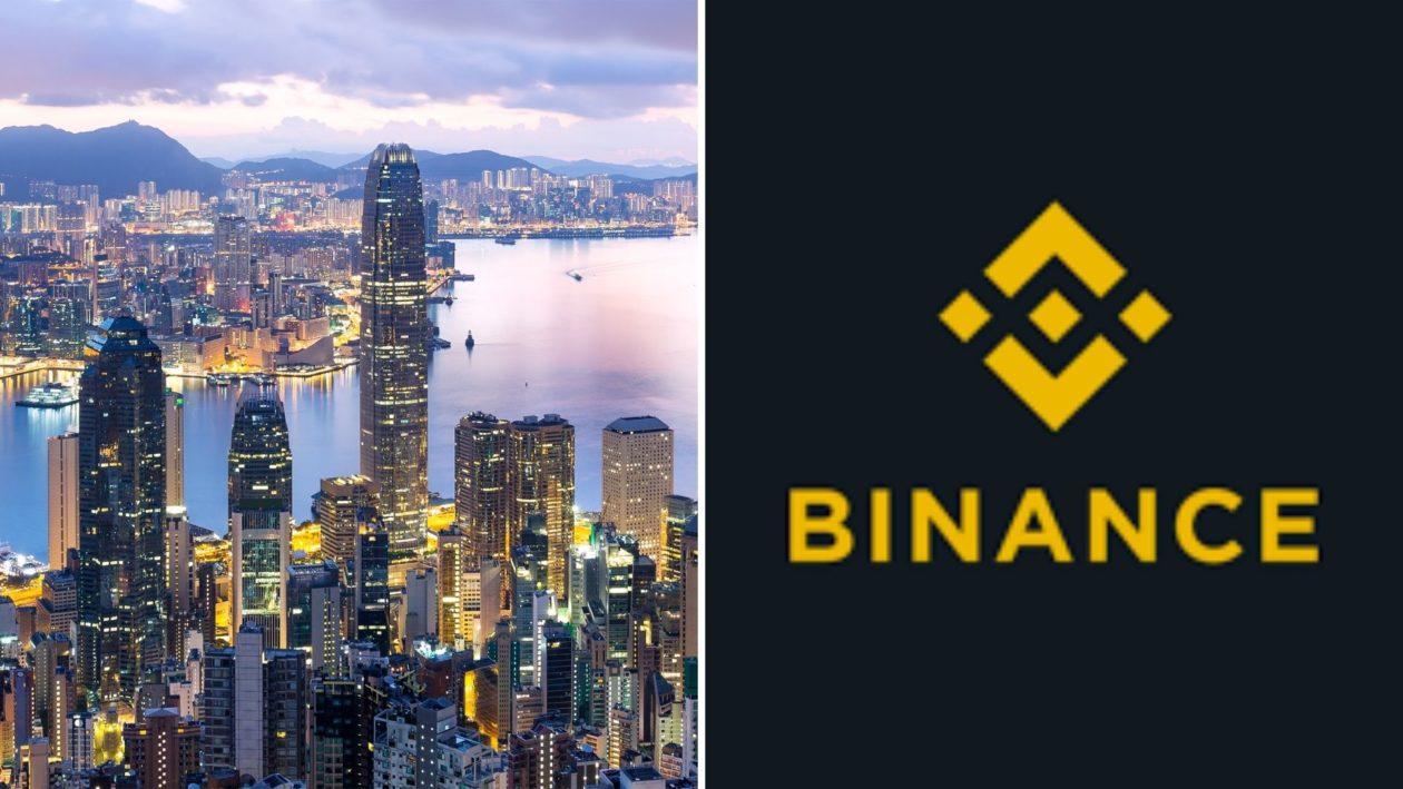 Binance Hong Kong