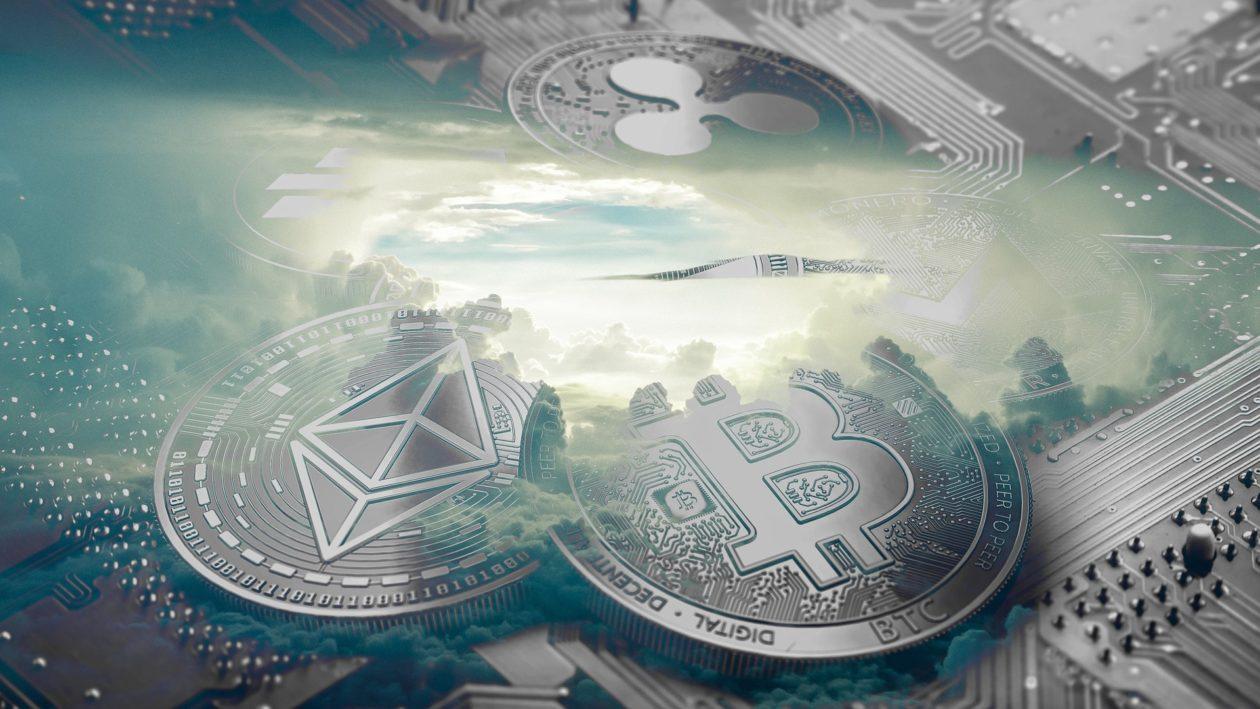 Bitcoin Ethereum XRP cryptocurrencies