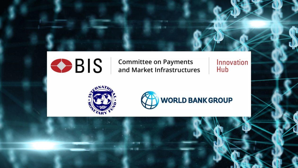 BIS, IMF, World Bank logos