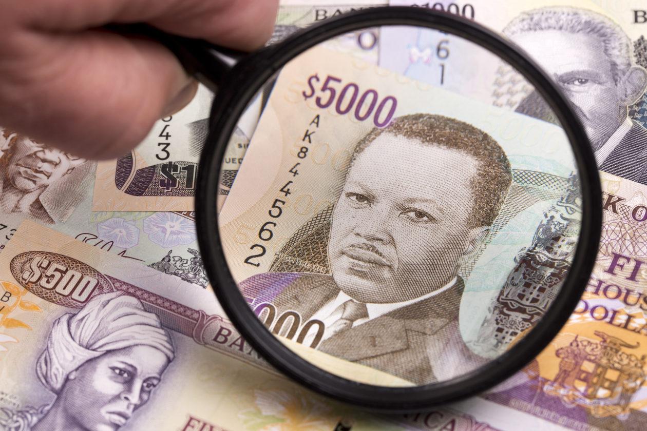 Jamaican Dollars