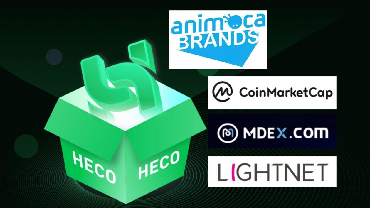 Huobi's public blockchain expands with 11 new validators Animoca Brands, CoinMarketCap, Lightnet, MDEX