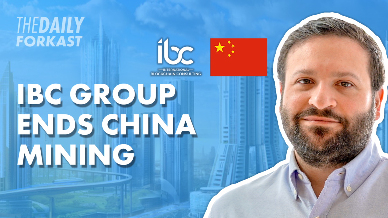 IBC Group moves out of China; Pavilions Hotels to accept crypto