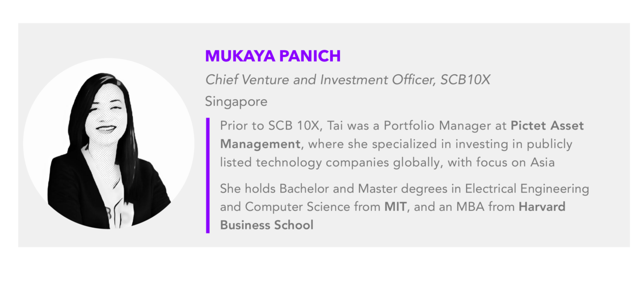 Mukaya Panich's bio card
