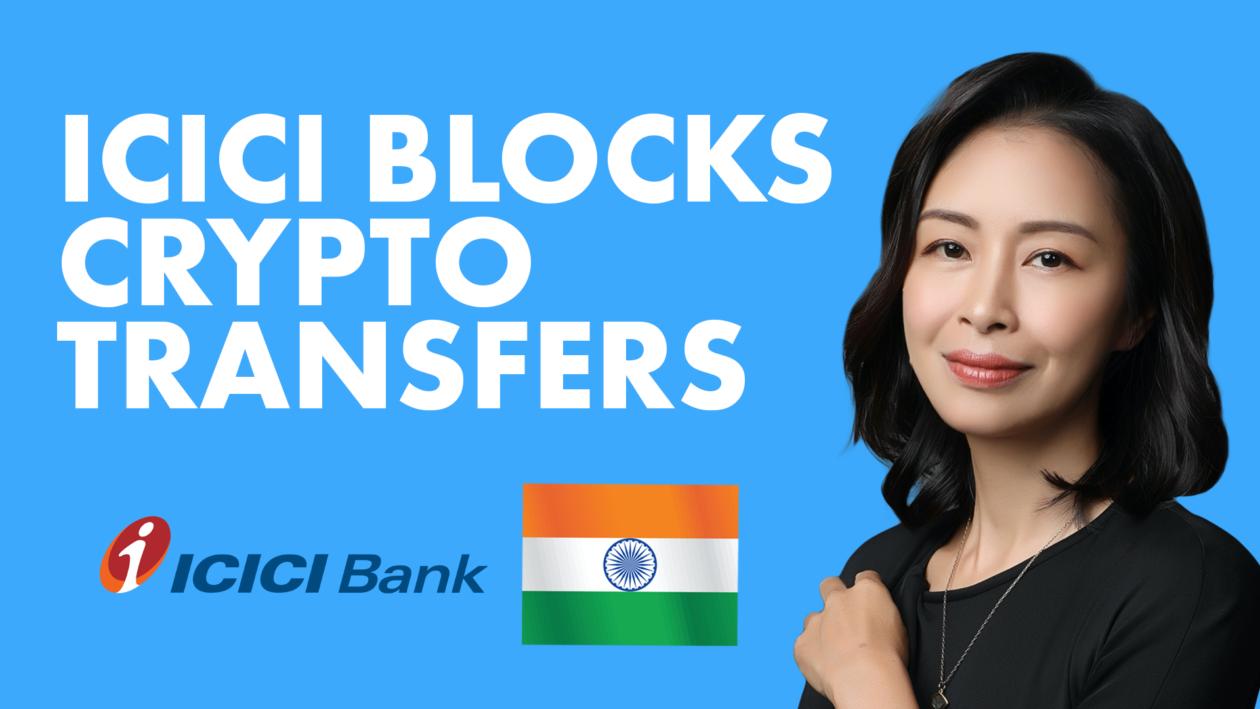 ICICI blocks crypto transfers: Korea banks to report crypto crime