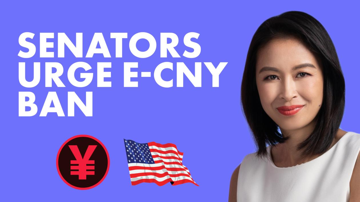 US Senators urge E-CNY ban while Russia woos crypto-miners