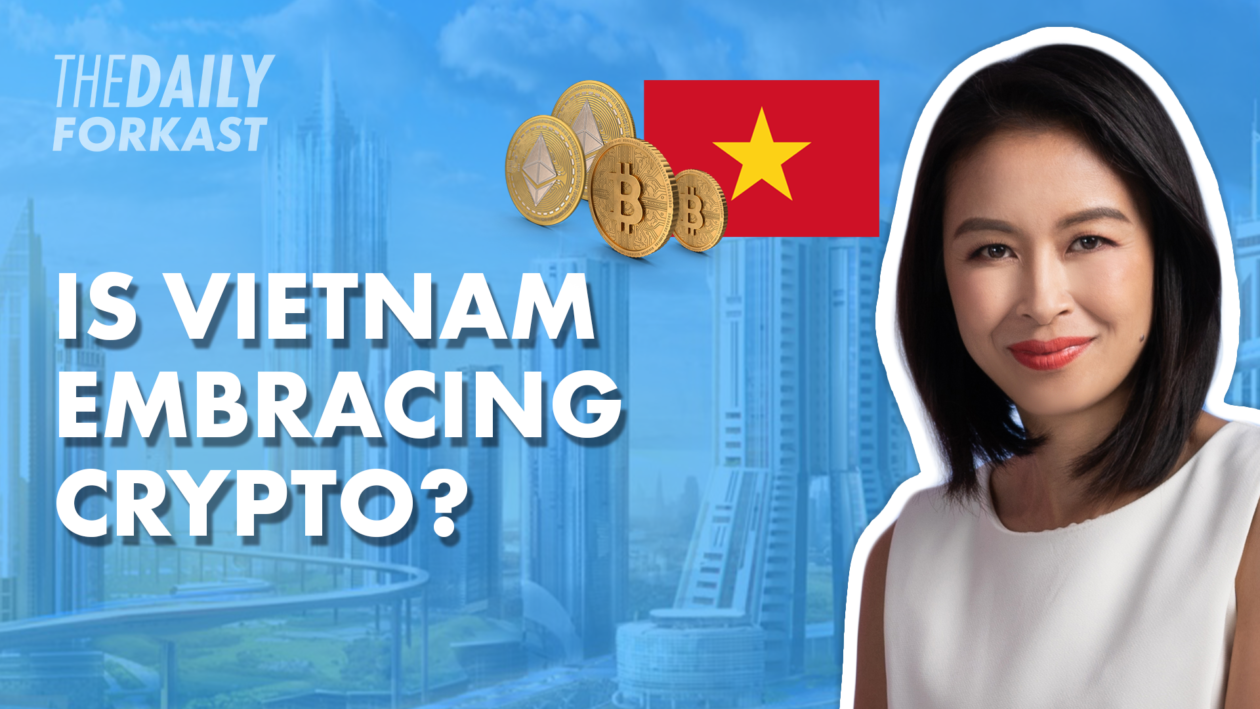 Aussies look to crypto for retirement; Vietnam embracing crypto?